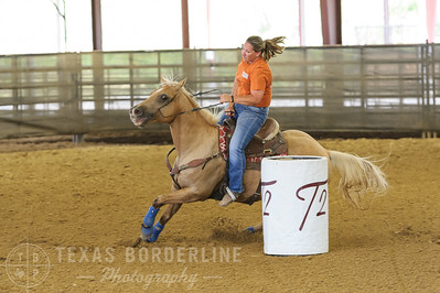 October 02, 2016-T2 Arena 'Rope For Kids' Barrel Racing-TBP_2653-