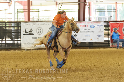 October 02, 2016-T2 Arena 'Rope For Kids' Barrel Racing-TBP_2649-