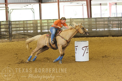 October 02, 2016-T2 Arena 'Rope For Kids' Barrel Racing-TBP_2656-