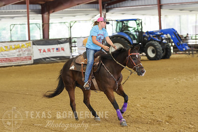 October 02, 2016-T2 Arena 'Rope For Kids' Barrel Racing-TBP_2987-