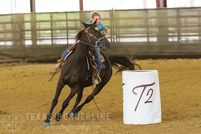 October 02, 2016-T2 Arena 'Rope For Kids' Barrel Racing-TBP_2977-