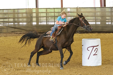October 02, 2016-T2 Arena 'Rope For Kids' Barrel Racing-TBP_2978-