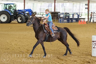 October 02, 2016-T2 Arena 'Rope For Kids' Barrel Racing-TBP_2976-
