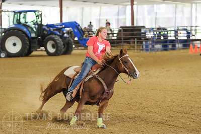 October 02, 2016-T2 Arena 'Rope For Kids' Barrel Racing-TBP_2961-