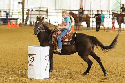 October 02, 2016-T2 Arena 'Rope For Kids' Barrel Racing-TBP_2975-