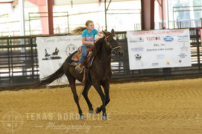 October 02, 2016-T2 Arena 'Rope For Kids' Barrel Racing-TBP_2972-
