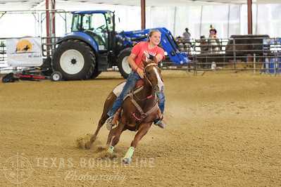 October 02, 2016-T2 Arena 'Rope For Kids' Barrel Racing-TBP_2960-