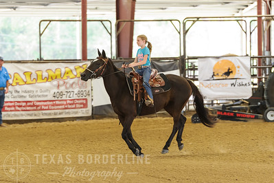 October 02, 2016-T2 Arena 'Rope For Kids' Barrel Racing-TBP_2970-