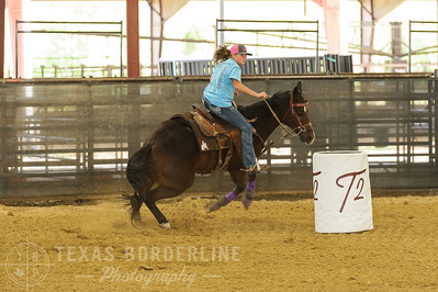 October 02, 2016-T2 Arena 'Rope For Kids' Barrel Racing-TBP_2983-