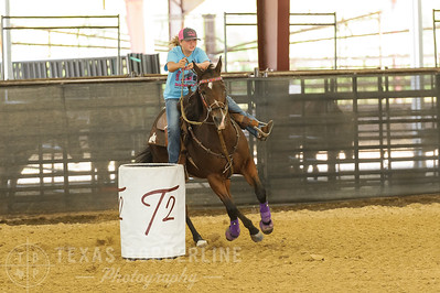 October 02, 2016-T2 Arena 'Rope For Kids' Barrel Racing-TBP_2984-
