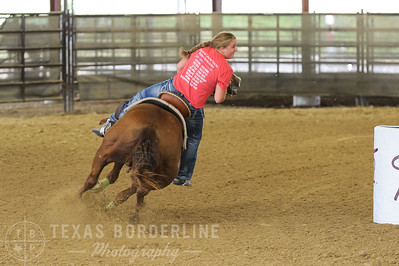 October 02, 2016-T2 Arena 'Rope For Kids' Barrel Racing-TBP_2964-