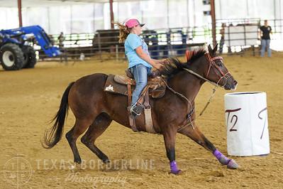 October 02, 2016-T2 Arena 'Rope For Kids' Barrel Racing-TBP_2988-