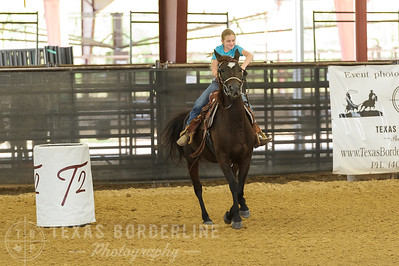October 02, 2016-T2 Arena 'Rope For Kids' Barrel Racing-TBP_2971-