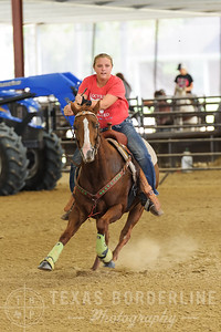 October 02, 2016-T2 Arena 'Rope For Kids' Barrel Racing-TBP_2957-