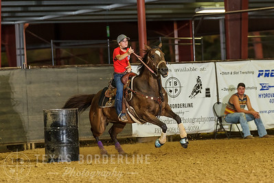 July 21, 2016-TxLaBRA  'Barrel Racing-TBP_1446-