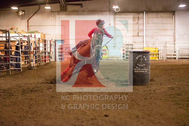 20160731_Barrel_Racing-78