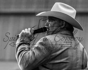 Steve Kenyon - Rodeo Annoucher 2019 Columbia River Circuit Finals Rodeo