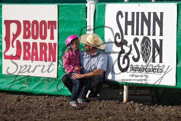 Grand Entry, Candids, Speicalty Acts, Mutton Bustin'