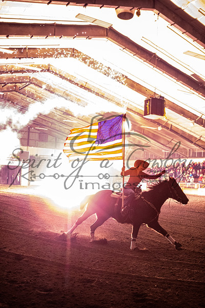 Grand Entry, Candids, Bouncy Horse