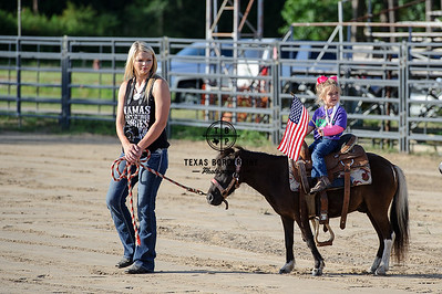 July 17, 2015-Buna Bridle Club 'Jackpot Youth Rodeo' -7309