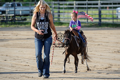 July 17, 2015-Buna Bridle Club 'Jackpot Youth Rodeo' -7311