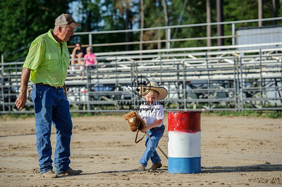July 17, 2015-Buna Bridle Club 'Jackpot Youth Rodeo' -7340