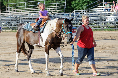 July 17, 2015-Buna Bridle Club 'Jackpot Youth Rodeo' -7313