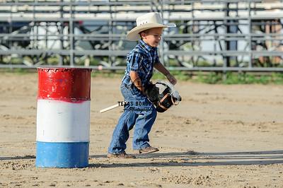 July 17, 2015-Buna Bridle Club 'Jackpot Youth Rodeo' -7333
