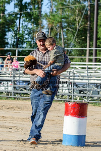July 17, 2015-Buna Bridle Club 'Jackpot Youth Rodeo' -7353