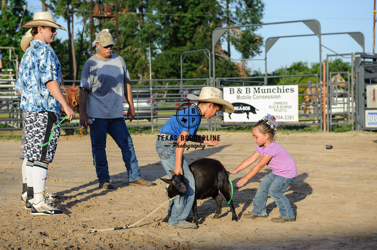 July 17, 2015-Buna Bridle Club 'Jackpot Youth Rodeo' -8684