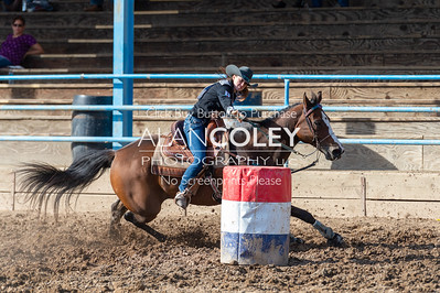 Barrel Racing-20190929