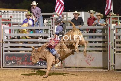 Bull Riding-8-20-18