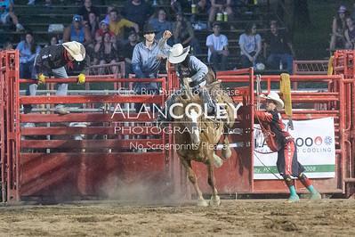 Saddle Bronc Riding-7-14-18