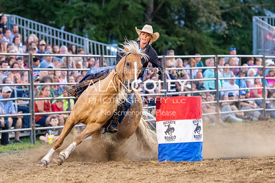 Barrel Racing-20190727