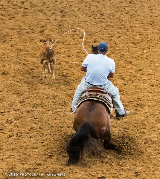 Liberty Texas Annual Rodeo 2015