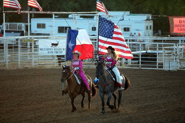 Marble Falls Rodeo 2018