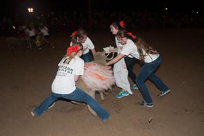 April 26, 2014-Orange Sheriff's Posse Rodeo-1329