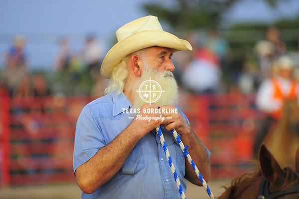 8-5-2011 (Friday) Orange Sheriff Posse Rodeo