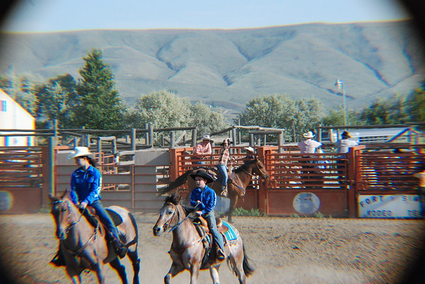Central Washington Riders and Ropers 2009