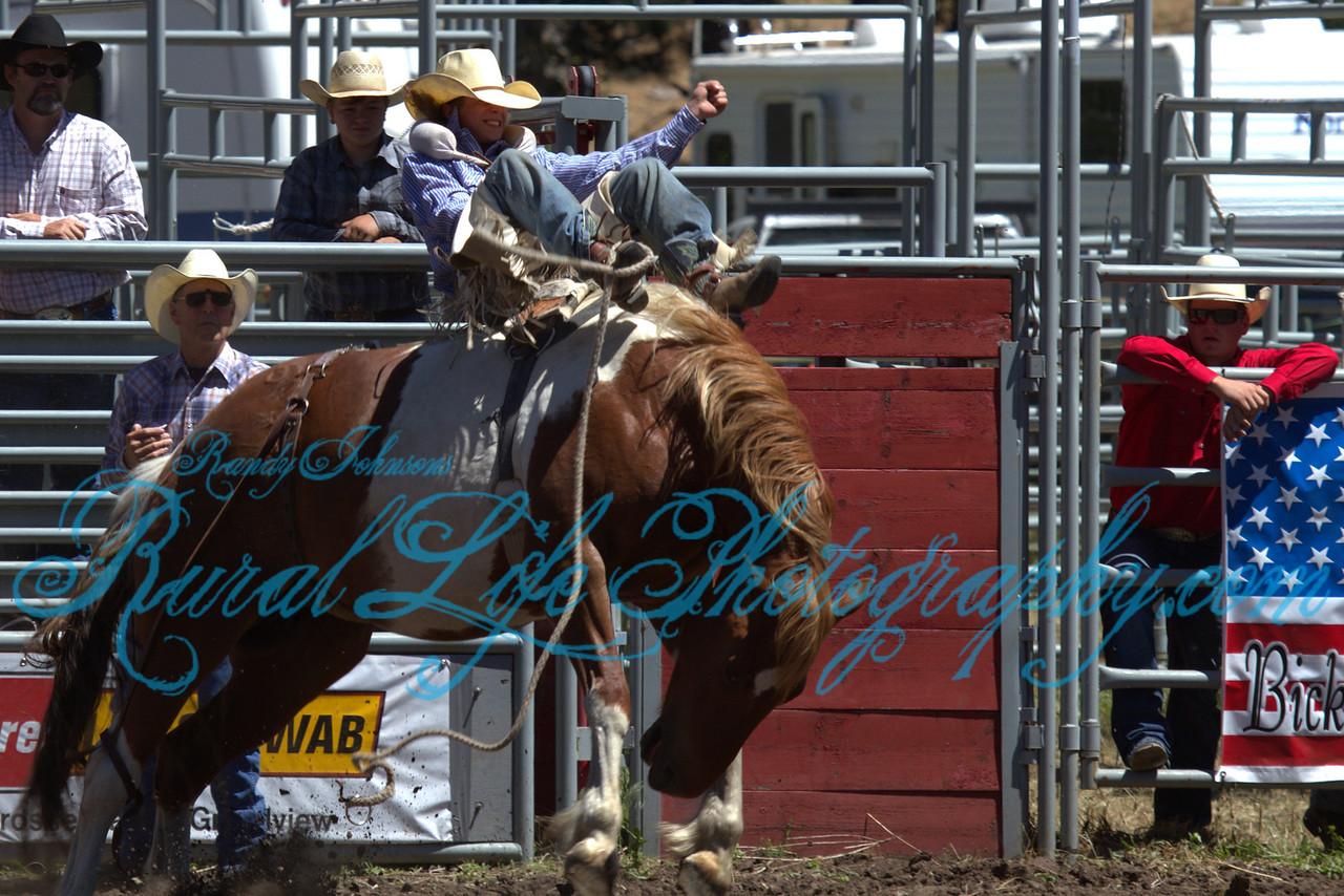 2013 Alder Creek (A Little Rough Stock Action )