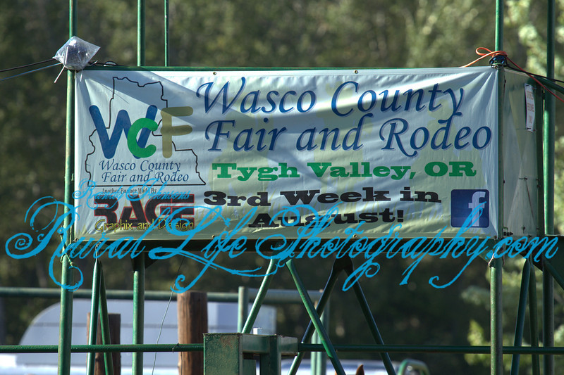 2013 Tygh Valley Oregon Rodeo, Wasco County Fair