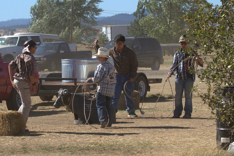 Goldendale Rodeo Bible Camp Saturday Performance 2013