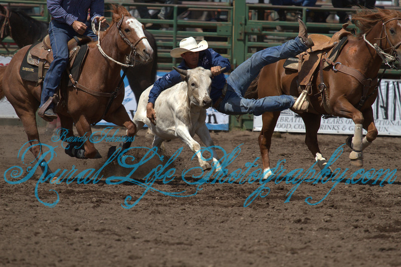 Ketchum Kalf 2013 Steer wrestling,TeamRoping,Barrels