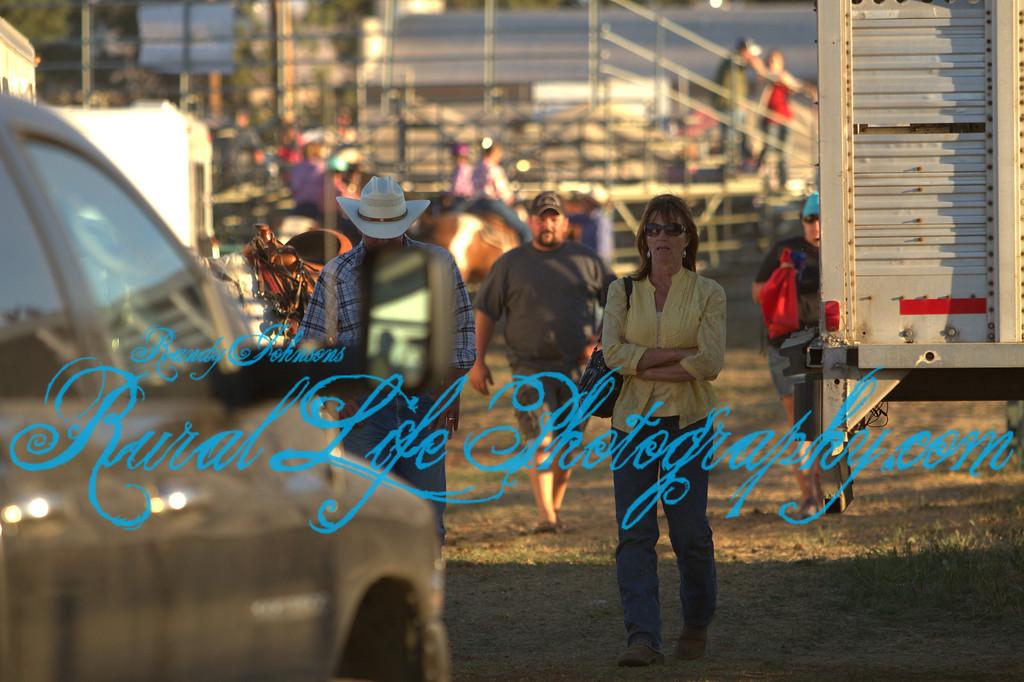 Klickitat County Fair Friday night 2013
