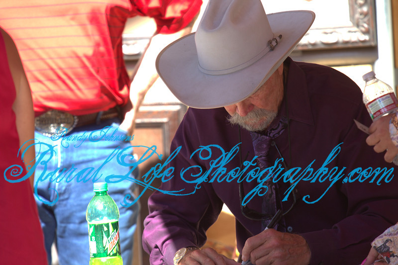 """4978<br /> Walter Clarence """"Buck"""" Taylor, III is an American actor and water color artist best known for his role as gunsmith-turned-deputy Newly O'Brien in 113 episodes during the last eight seasons of CBS's Gunsmoke television series"""