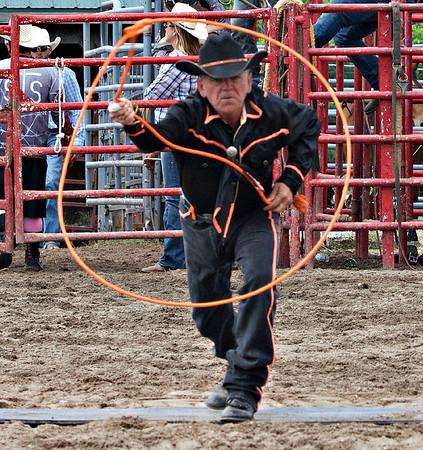 Texas Jack Fulbright Rope Tricks