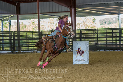 October 11, 2015-T2 Arena 'CASA' Barrel Racing-TBP_4777-
