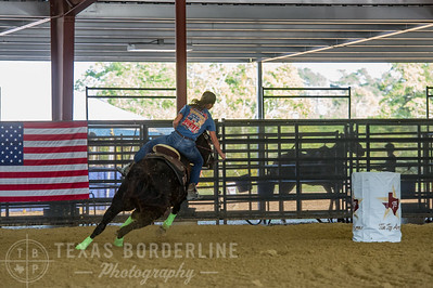 October 11, 2015-T2 Arena 'CASA' Barrel Racing-TBP_4786-
