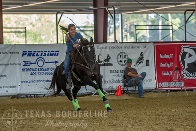 October 11, 2015-T2 Arena 'CASA' Barrel Racing-TBP_4789-