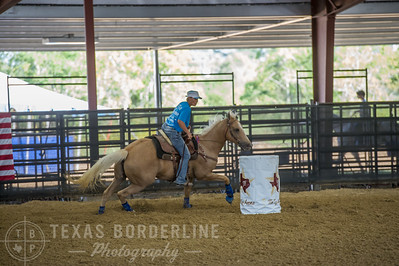 October 11, 2015-T2 Arena 'CASA' Barrel Racing-TBP_3894-